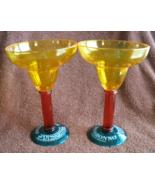 Disaronno's Margarita Glasses (2) - $11.50