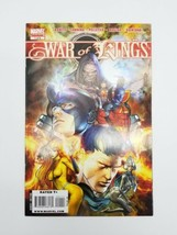 War of Kings #1 Brandon Peterson Cover May 2009 Marvel Comic Book First ... - $9.74