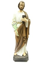 "32"" Saint Joseph the Worker Statue Sculpture Catholic Religious Vittoria... - $319.99"