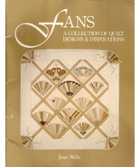 Fans A Collection of Quilt Designs and Inspirations by Jean  - $5.00