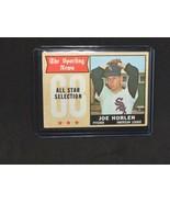 1968 Topps #377 Joe Horlen White Sox All Star VG-EX *FBGCOLLECTIBLES* - $6.80
