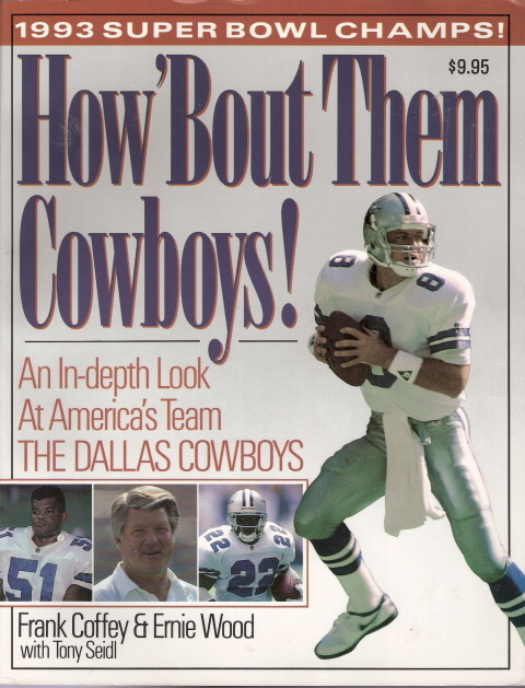 How 'Bout Them Cowboys by Frank Coffey And Ernie Wood 087833