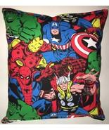 Marvel Pillow Hulk , Iron man , Captain America ,Spider-Man , Avengers P... - $9.99