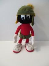 "15"" Marvin The Martian Alien Plush Doll Toys Stuffed Animals Looney Tunes - $15.00"