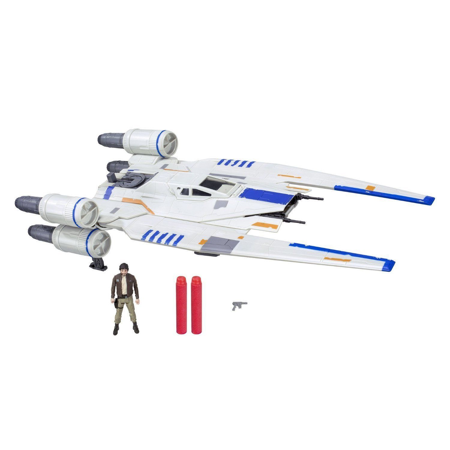 Star Wars Rogue One Rebel U-Wing Fighter Vehicle, Hasbro, 6+