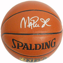 Magic Johnson signed Indoor/Outdoor TB Basketball (Los Angeles Lakers)- ... - $148.95