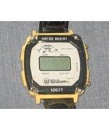 Wilson wristwatch Sport Watch - Repair or parts - $2.95