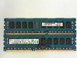 Hynix HMT351R7CFR8C-H9 4GB Server Dimm DDR3 PC10600(1333) Reg Ecc 1.5v 2RX8 240P - $47.51