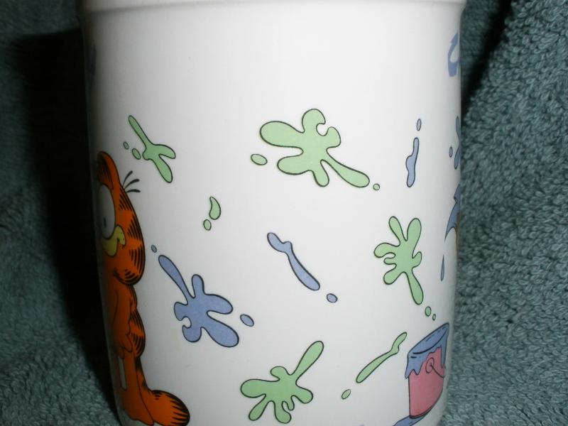 "Garfield ""Cathy"" Mug"