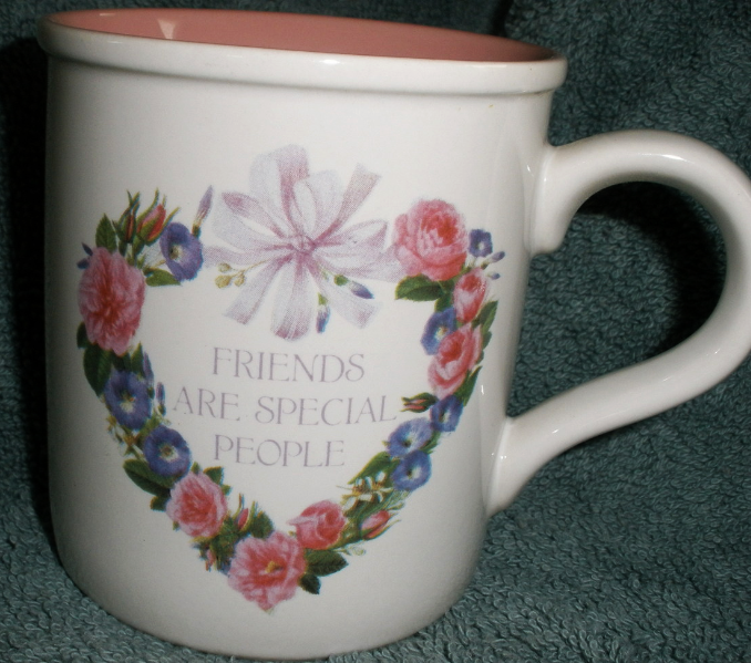 Friends Are Special People Mug