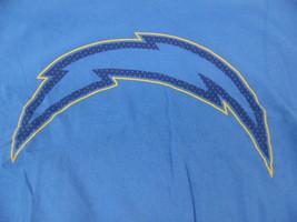T-Shirt NFL Team Apparel Chargers Light Blue  - $10.36