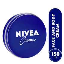150 mL / 5.0 oz NIVEA CREAM Original Skin Hand CREME moisturizer Metal Tin - $7.41