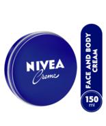 150 mL / 5.0 oz NIVEA CREAM Original Skin Hand CREME moisturizer Metal Tin - $7.41