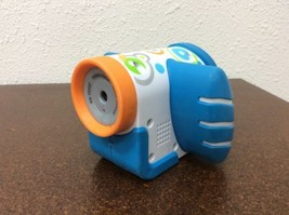 Fisher Price Kid Tough Video Camera Blue Rubber Grips Works  - $39.59