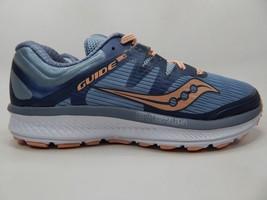 Saucony Guide ISO Size 7 M (B) EU 38 Women's Running Shoes Gray S10415-5