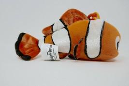 "Disney Parks Finding Nemo 5"" Plush Key Chain Clip On - $7.69"
