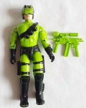 G.I. JOE ARAH Cobra Heat Viper Action Figure Battle Corps 1993 Hasbro w ... - $2.37