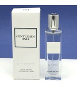 Gentlemen Only By Givenchy For Men Travel Size Edt Spray .5 Oz Mew in Box - $32.66