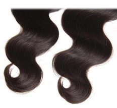 Human Hair Extension Natural Color Remy Hair - Natural Color, 18 18 18 18 - $331.20