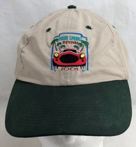 Historic Sportscar Racing West Palm Springs 2005 Baseball Cap Hat Adjustable - $39.55