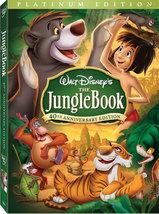 The Jungle Book (Platinum Edition) (Bilingual) [dvd] [2007] - $14.99