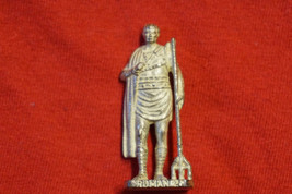 Kinder Egg Surprise Toy Scame Metal Figure Roman 24 1992 from Poland - $9.81