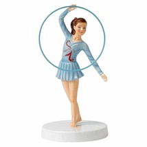 Royal Doulton Rythm & Dance Gymnast Figurine HN 5793 NEW IN THE BOX - $68.30