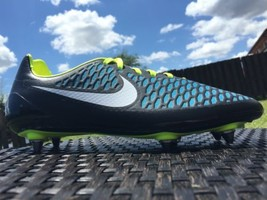 Nike Magista Opus Sg Soccer Cleats Acc Size 6 New (649232 015) - $46.50