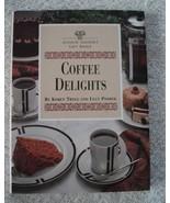 Coffee Delights Antioch Gourmet Gift Books Koren Trygg and Lucy Poshek H... - $19.00