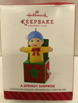 A Springy Surprise - 2014 Hallmark Keepsake Ornament - $5.89