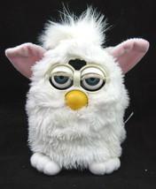Vtg FURBY Baby Snow White WORKS Model 70-800 Snowball 1998 1K - $29.65