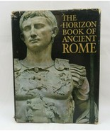Vintage Book The Horizon Book of Ancient Rome Robert Payne Hardcover 1966 - $25.00