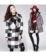 women's winter thicken keep warm down zipper long cotton-padded ouywear - $92.62