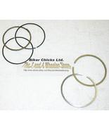 YAMAHA 83-91 YTM200 Tri-Moto Piston Rings .020 .50mm 67.50mm    MADE IN ... - $20.55