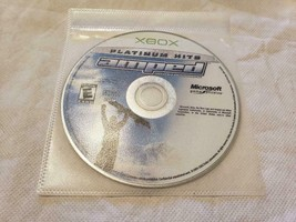 Amped: Freestyle Snowboarding Microsoft Xbox - GAME DISC ONLY - $6.83