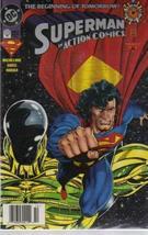 Superman in Action Comics 0 [Comic] [Jan 01, 1993] DC Comics - $4.89