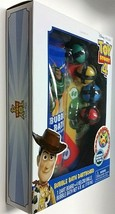 Toy Story 4™ bubble bath & dart board set BRAND NEW SEALED - $13.63