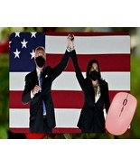 President Joe Biden and Vice President Kamala Harris Victorious Mouse Pad - $6.80