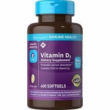 Member's Mark Vitamin D-3 2000 IU Dietary Supplement (400 ct.) - $12.85