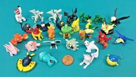 "Pokemon 29 Mini Tiny R/L.W 1"" Figure Lot 2005 2006 2007 Nintendo RLW Mew... - $24.95"