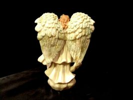 RDecor Come Skate with me D56 - Angel and girl figurines AA-191731  Collectible image 8