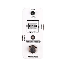Mooer Micro Looper Loop Recording Guitar Effects Pedal - $59.90
