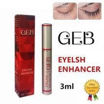 Eyelash Enhancer Original GEB Eye Lashes Growth Treatment Rapid Grow Upg... - $9.85