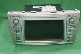 07 08 09 Toyota Camry Hybrid Denso Navigation CD Player Radio 86120-06460 image 8
