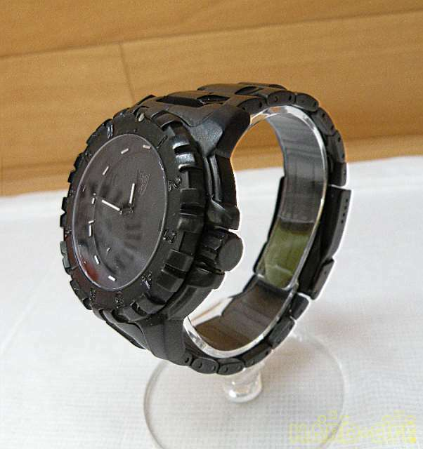 Luminox F 117 Nighthawk 6400 Series Quartz Analog Watch