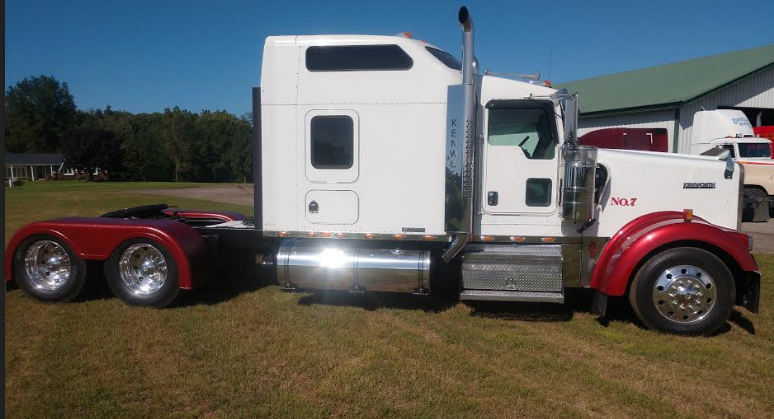2006 Kenworth W900L FOR SALE