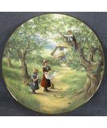 Rich Pickings Collector Plate Country Children Glynn Williams Royal Doul... - $21.95