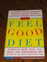 Feel Good Diet  Cheryle Hart - $14.00