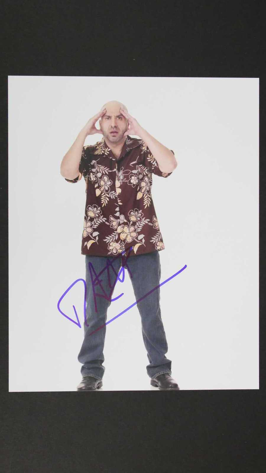 Primary image for Dave Attell Signed Autographed Glossy 8x10 Photo