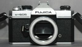 FUJICA ST605 VINTAGE SLR Film Camera Body JAPAN - $37.80